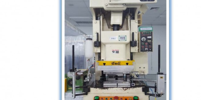 PRESS MACHINE 80 TON